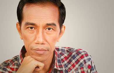 Jokowis biography on emaze little jokowi growth in reheart Images