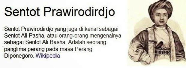 "Sentot Ali Basya; Sang ""Napoleon Jawa""   AMANAH RAKYAT Nusantara"